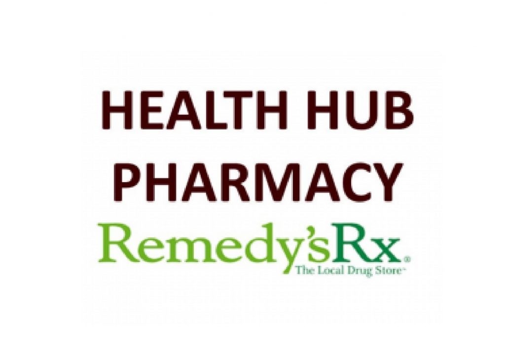 Health Hub Pharmacy Logo