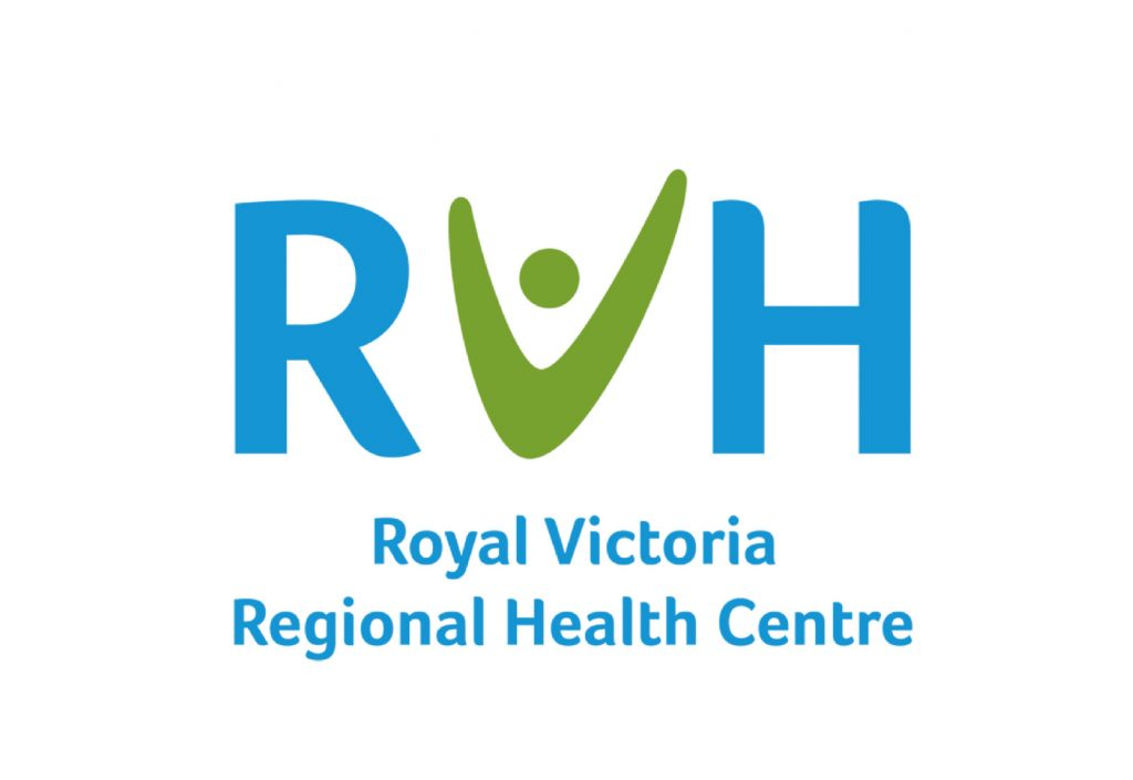 Royal Victoria Regional Health Centre logo